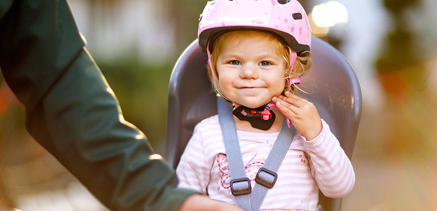Thule cykelsits erbjuder komfort och säkerhet